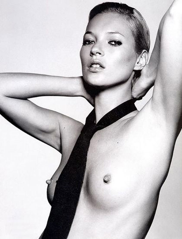 Hot naked pictures of kate moss