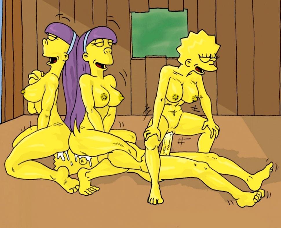 симпсоны занимаются сексни фотки