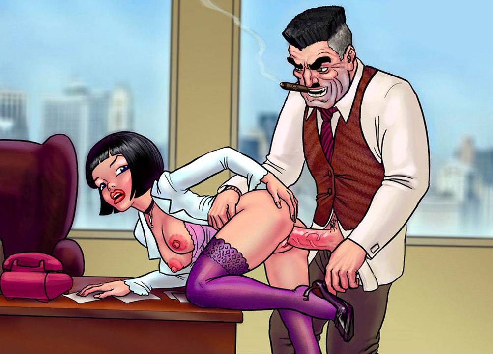 Cartoon piano teacher sex