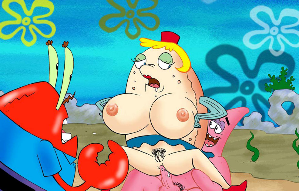 spongebob-squarepants-sex-nude-pictures-party-tit-fuck